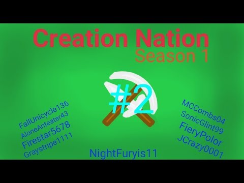 Creation Nation, Season 1; Episode 2 - Community Mining Center!
