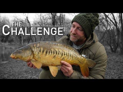 ***CARP FISHING TV*** The Challenge Episode 19