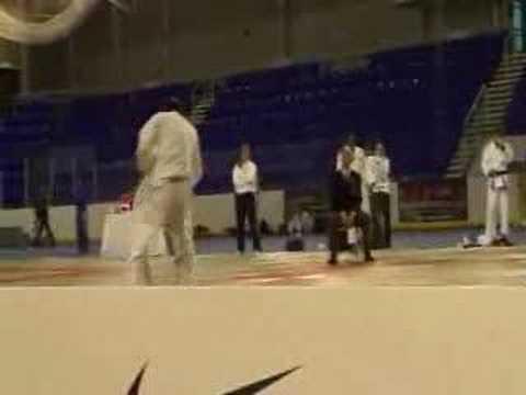 Gary Chandler, Pool Match 2, BUSA 2008