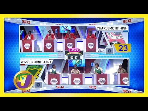 Charlemont High vs Winston Jones High   TVJ SCQ 2021