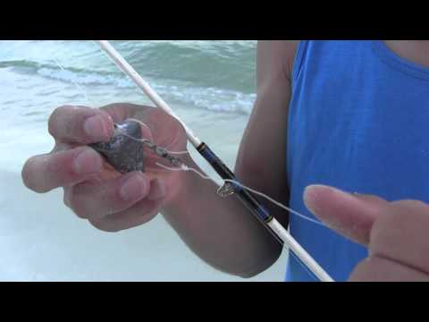Beach Fishing General Tips: Pole, Line, Sinkers, Rod Holder, Hooks, Lures