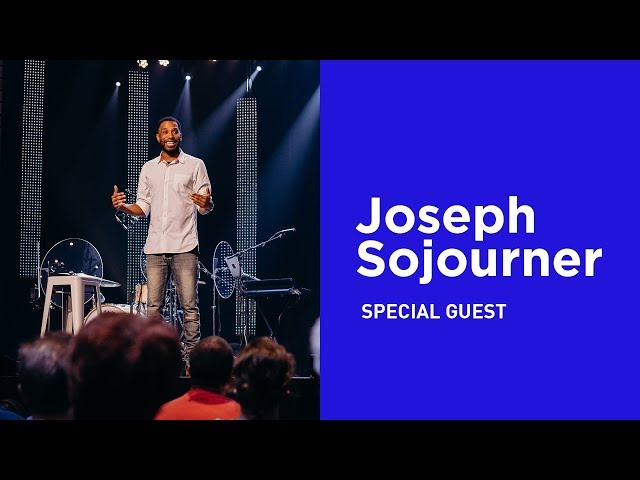 Joseph Sojourner * A Greater Story