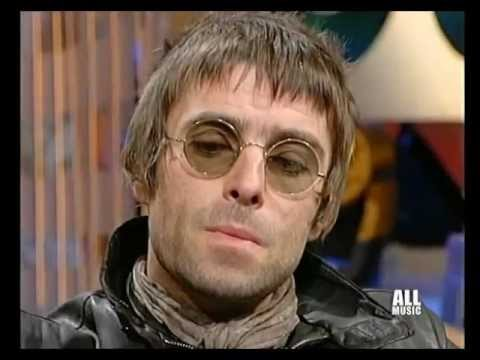 OASIS on Italian TV - Liam Gallagher & Andy Bell @ Community AllMusic  26.09.2008