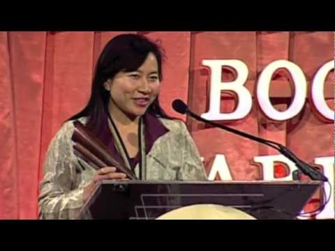 Thanhha Lai's 2011 National Book Award in Young People's Literature acceptance speech