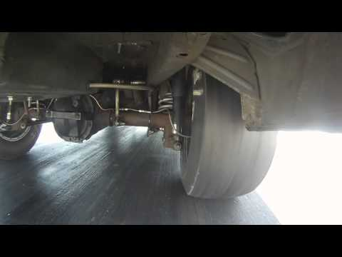 Stick shift mustang shock cam