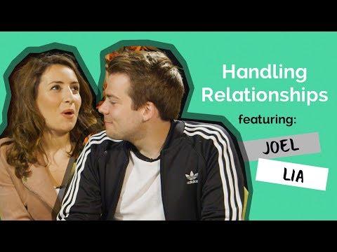 Handling Relationships ft. Joel and Lia | Voice Box | Childline