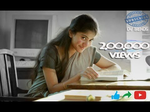 Premam Movie - Best impress scene Malar
