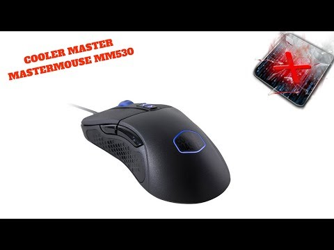 [Unboxing ITA] Cooler Master MasterMouse MM530