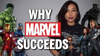 Why Marvel Succeeds | How the MCU Maintains Success
