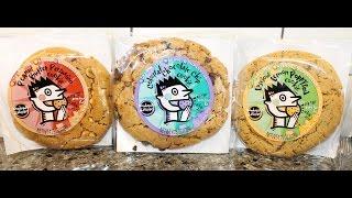 From California: Alternative Baking Company Peanut Butter, Chocolate Chip & Lemon Poppyseed Review