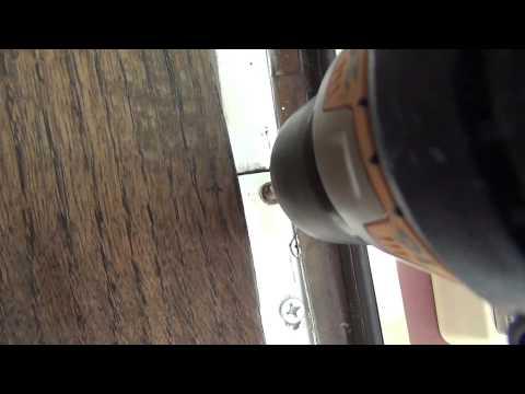 How To Fix A Sagging Door Diy Dad 9 Youtube