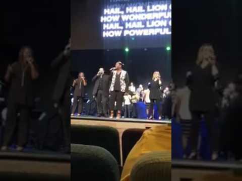 Debbie Winans-Lowe - Lion of Judah