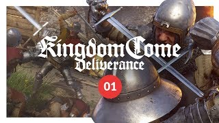 Kingdom Come: Deliverance   Let's Play 01 - RPG Gameplay in Medieval Europe (PC Ultra High Graphics)
