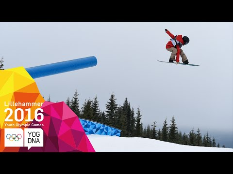 Snowboarding - Slopestyle Final - Full Replay | Lillehammer