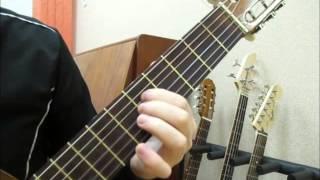 видео настроить гитару новичку