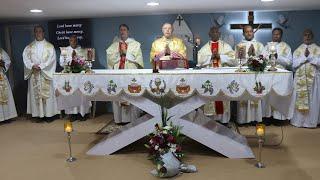 Ruwais, Holy Mass, 2018.12.30. Abu Dhabi UAE