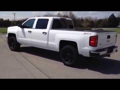 2014 Chevy Chevrolet 1500 Rockstar II 20 inch Toyo Tires Nashville TN