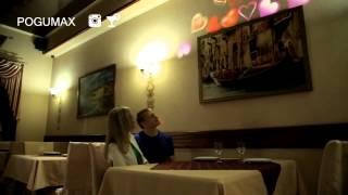 Видео дизайн интерьера для кафе, ресторанов, баров.Pogumax(Pogumax это новое в интерьере для кафе,ресторанов,баров, ночных клубов.Это видео проекция эффектов на стенах..., 2015-05-14T09:01:06.000Z)