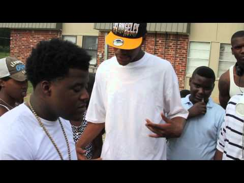 Lil Phat - Webisode Part 7 Filmed by Gutta TV In The Hood In Monroe, La