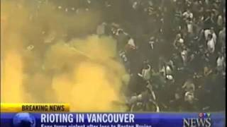 Vancouver Riots - After Stanley Cup (Jun 15, 2011)