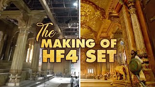 The Making of HF4 Set |Akshay|Riteish|Bobby|Kriti S|Pooja|Kriti K|Sajid N|Farhad| In Cinemas Now