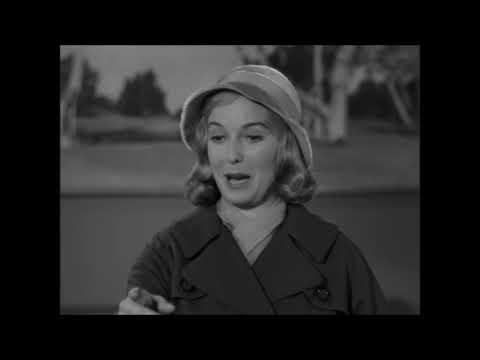 The Twilight Zone - Mirror Image (clip)