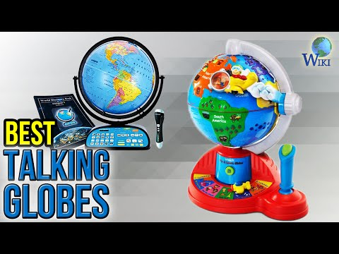 7 Best Talking Globes 2017