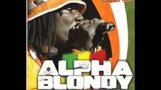 ALPHA BLONDY Mister Grand Gueule