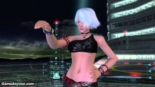Dead or Alive 4 - Christie's Story Mode