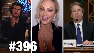 #396 KAVANAUGH HEARINGS: RAPING A MAN'S REPUTATION! Nicole Arbour Guests | Louder With Crowder