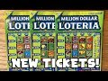 NEW TICKETS! 3X $20 Million Dollar Loteria! ✦ TEXAS LOTTERY Scratch Off Tickets