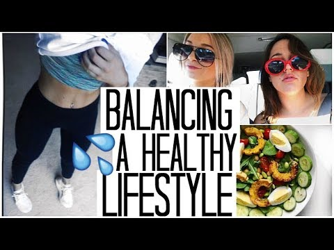 How I Find Time to Workout & Balance a Healthy Lifestyle