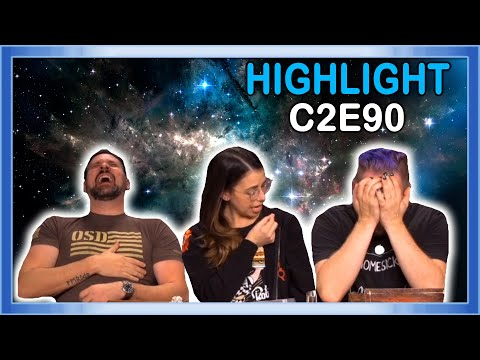 Sprinkle's Fate | WHO IS BOB? | Bathrobe Heist | Critical Role C2E90 Highlight