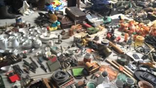видео блошиный рынок в Москве адреса