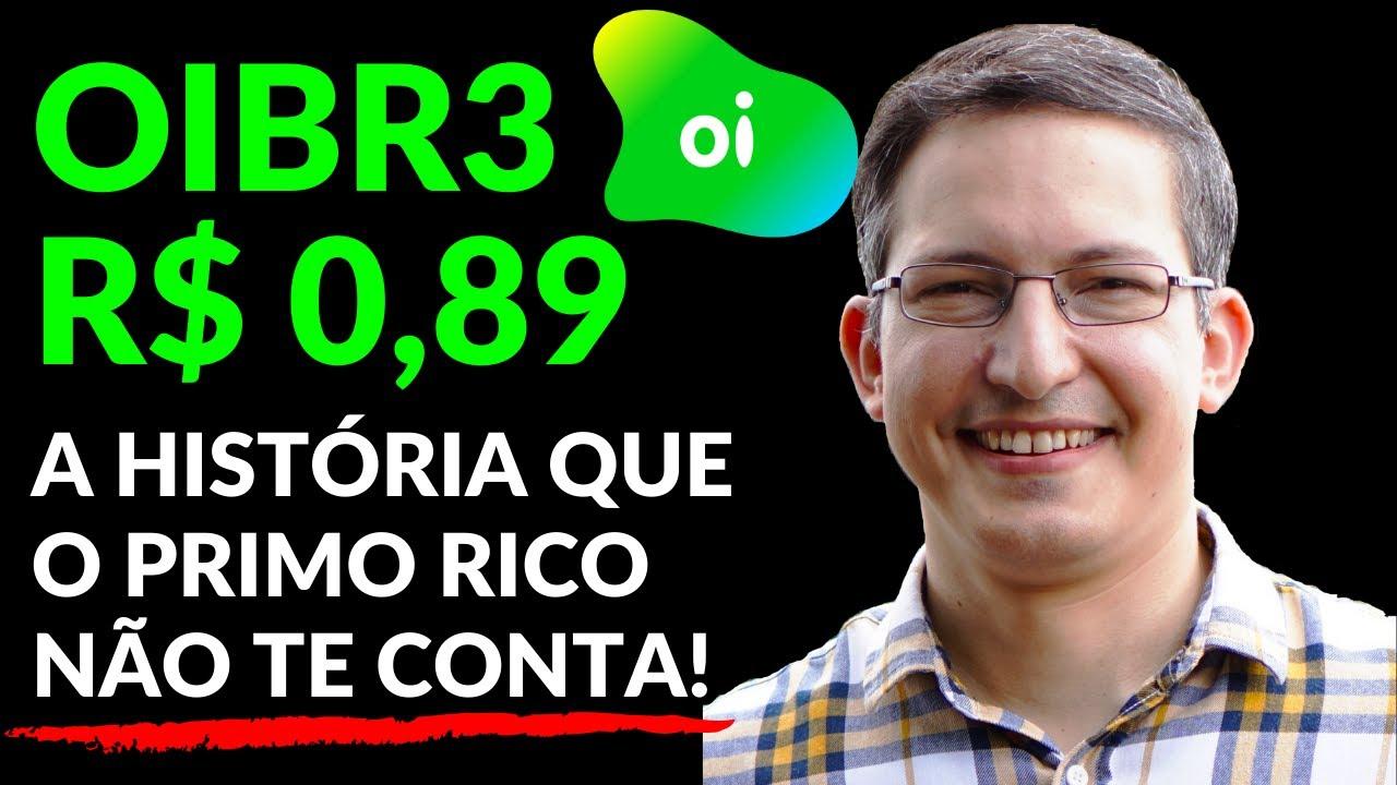 OIBR3 - R$ 0,89: JUSTIÇA ADIA PLANO DE RECUPERAÇÃO JUDICIAL DA OI E MUITO MAIS!