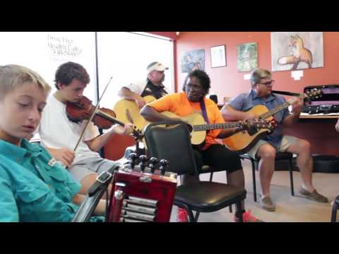 Southwest Louisiana Acoustic Cajun Music Jam - Message from the Founders