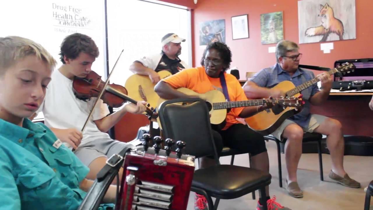Southwest Louisiana Acoustic Cajun Music Jam - Message ...