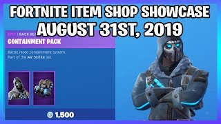 'NEW' VULTURE SKIN SET! (Fortnite Item Shop 31 août)