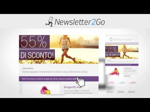Newsletter2Go - Il software per l'email marketing: creare e inviare newsletter