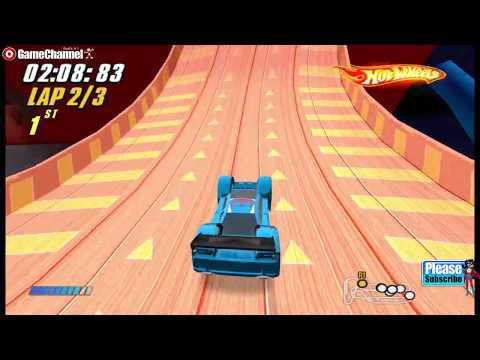 Hot Wheels Beat That / Hot Wheels Speed Car Racing / Nintendo Wii Games / Gameplay Video #6