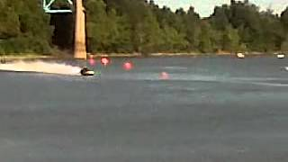 Drag Boats at Livermore ,Ky.