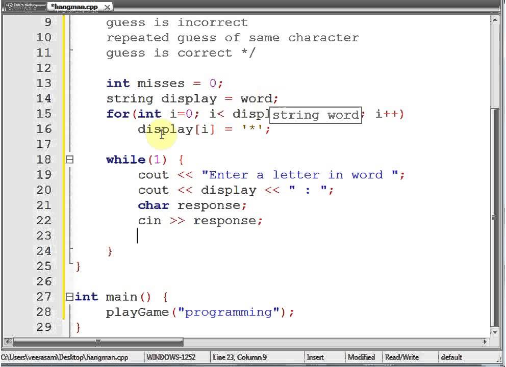 Make A Game By Coding