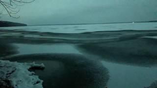 Печенежское водохранилище 10 января 2020 года Рештаки Первая зимняя рыбалка с сижи