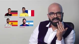 Who will win the 2018 Football World Cup? Scientific Astrologer Greenstone Lobo predicts thumbnail