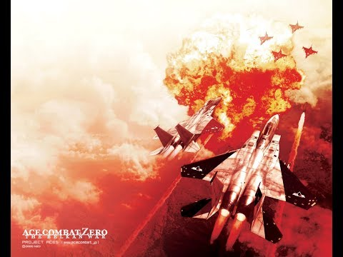 Ace combat zero the belkan wars ep:6 Nace un demonio