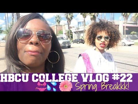 HBCU College Vlog #22 | SPRING BREAK in Austin | SXSW + Panama City Beach