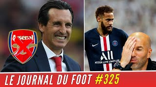 "VIDEO: EMERY viré ! ZIDANE cartonne ce ""fainéant"" de NEYMAR..."