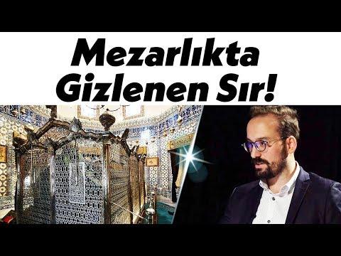 Eyüp Sultan Mezarlığında