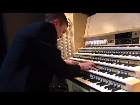 Toccata in F Major for organ - Bach