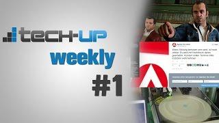 YouTube sperrt alte App, GTA-5-Probleme & der größte USB-Stick der Welt - Tech-up Weekly